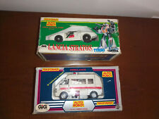 Transformers GIG Diaclone Wheeljack Takara Lancia Stratos RARE + Ambulance LOTTO