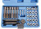 33 tlg. Glühkerzen Gewindereparatur ausbohren Wechsel Werkzeug M8 - M14