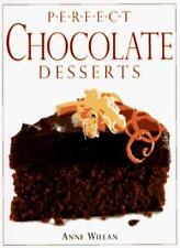 Perfect Chocolate Deserts (Perfect Cookbooks),Anne Willan
