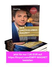 Der Empfehlungsmagnet von Frederik Malsy - Erfolgsbuch