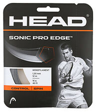 Head Sonic Pro Edge 1.30mm 16 Tennis Strings Set