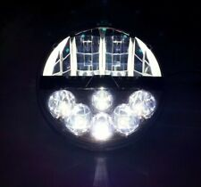 """7"""" Inch Low / High Beam LED Motorcycle Projection Headlight - High Power"""