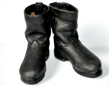 1/6 SCALE DID GERMAN WWII - BLACK BOOTS (LEER NOTAS - READ NOTES)