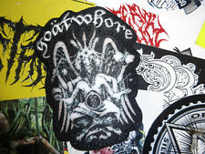 Goatwhore Shae Patch  Black-/Death-Metal EyeHateGod