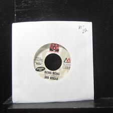 "Mr Vegas - Being Beng 7"" MM055 Mint- Vinyl 45 Mo Music Productions"