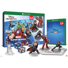 Xbox One Disney Infinity 2.0 Marvel Starter Set & Available Immediately