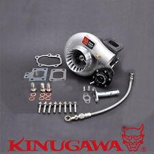 """Kinugawa Billet Turbocharger 3"""" Anti-Surge TD06SL2-20G 8cm T25 5 Bolt/Oil Cool"""