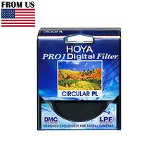 HOYA 58mm Pro1 Digital CPL CIRCULAR Polarizer Camera Lens Filter PRO1D CIR-PL