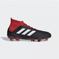 Adidas Predator 18.1 FG Men's Soccer Cleats (Black/Red) DB2039* X Copa Mercurial