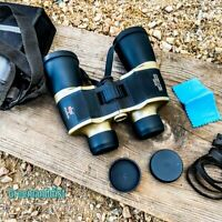 20x60 Day / Night Prism Extremely High Quality Binoculars With Pouch Ruby Lense