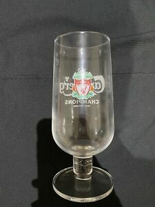 Official Liverpool FC Champions 2020 Carlsberg Pint Glass