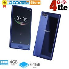 5.5 Inch DOOGEE Mix Smartphone Android 7.0 Octa Core 64GB Mobile GPS WIFI 2*SIM