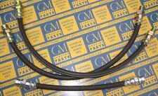 1936-1939 Buick Brake Hose Set | Complete Car | Front & Rear