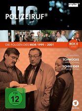 3 DVDs *  POLIZEIRUF 110 - MDR BOX 4  # NEU OVP %