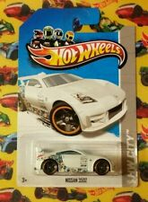 Hot Wheels Nissan 350Z White Free US Shipping