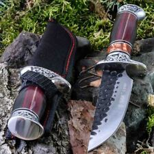 10.12in KANDAR A051-2 �€� HUNTING �€� FIXED BLADE KNIFE A0