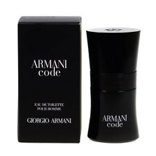 ARMANI CODE POUR HOMME 30ML EAU DE TOILETTE SPRAY BRAND NEW & SEALED FOR HIM