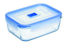 Recipiente de almacenamiento PURE Caja rectangular 1220ml LUMINARC