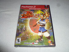 NEW FACTORY SEALED PLAYSTATION 2 PS2 GAME JAK AND DAXTER PRECURSOR LEGACY NFS >