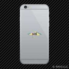 Delaware Fly Fishing Cell Phone Sticker Mobile DE fish lure tackle flies
