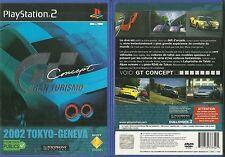 JEU PlayStation 2 PS2 - GRAN TURISMO 2002 TOKYO - GENEVA / EN FRANCAIS