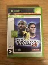 Pro Evolution Soccer 4 [Xbox Classics] von Konami Digita...   Game   SEHR GUT