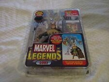 Toy Biz Marvel Legends Onslaught Series Loki Long Horns with VS System Card