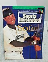 Sports Illustrated Magazine Ken Griffey Jr April 4 1994