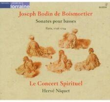 Le Concert Spirituel Orchestra & Chorus - Sonates Pour Basses [New CD]