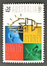 1996 Olympics Atlanta-Sydney handover MUH