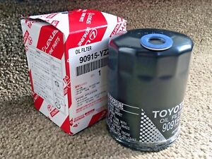 NEW GENUINE TOYOTA COROLLA 2002 T SPORT ENGINE OIL FILTER 1.8 2ZZGE FREE WASHER