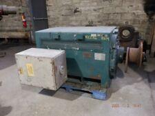 400 HP General Electric AC Electric Motor 720 RPM Fr 8309S DPBB 2300 V EOK