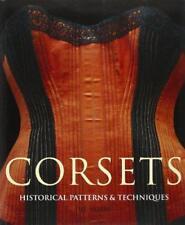 Corsets : Historique Motifs et Techniques par Jill Salen Livre de Poche 97819