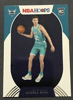 2020-21 Panini NBA Hoops LaMelo Ball Rookie RC #223 Charlotte Hornets