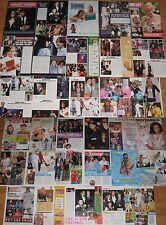 Michael Jackson children kids PARIS Jackson PRINCE Blanket magazine pages PHOTOS