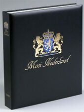 DAVO 10332 Luxus Briefmarken Album Mooi Nederland 2005-2015 (Schwarz / Weiß)