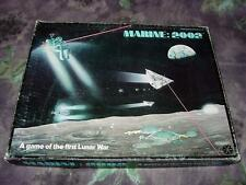 Yaquinto 1979 - MARINE : 2002 - Game of the 1st Lunar War (UNPUNCHED)