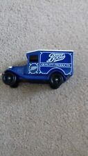 BOOTS BLUE  LLEDO  1934 FORD MODEL TOY VAN PROMOTIONAL MODEL