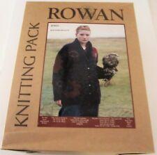 Vintage ROWAN JEWEL JACKET Knitting Yarn Kit by Kim Hargreaves