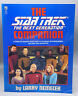 The Star Trek The Next Generation Companion Book by Larry Nemecek 1992 Softcover