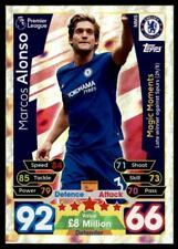 Match Attax2017/18 EXTRA Marcos Alonso Chelsea Magic Moments No. MM5