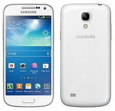 SAMSUNG I9195 GALAXY S4 MINI White Dual Core Unlocked Android 4g Lte Smartphone