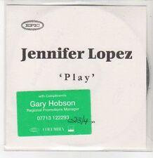 (DQ738) Jennifer Lopez, Play - DJ CD