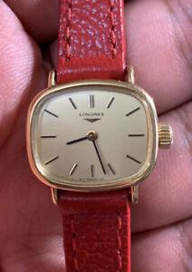 1977 Longines L817.4 Manual Winding Ladies Watch 21.8mm