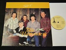 SOUTHERN GOSPEL LP The Harvesters Minute Man 1982 Take 5