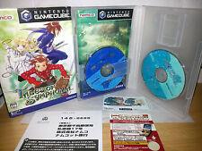 TALES OF SYMPHONIA GIOCO USATO OTTIMO GAMECUBE EDIZIONE GIAPPONESE VBCJ 53210