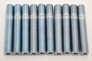 20pcs of Wheel Stud Conversion Kit M14x1.5x25 to M14x1.5x45 Thread 80mm Long