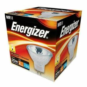 10 X ENERGIZER ECO MR11 16W(20W) DIMMABLE