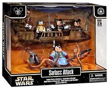 Disney Star Wars Weekends Sarlacc Attack 5 pc Action Figure Set DSY PK LIMIT E