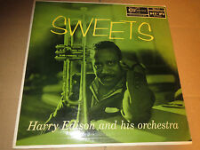33RPM Clef MG C-717 Original Deep Groove Harry Edison + Ben Webster, Sweets EE-E